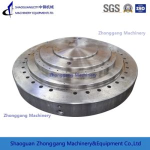OEM/ODM-CNC Machining-Flange -Carbon Steel