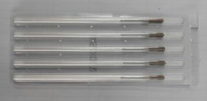 0.30X75mm Acupuncture Needle with Tube, Silverr Handle - Shunhe Brand pictures & photos