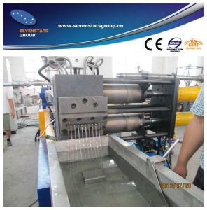 Noodle Cutting PP Granule Making Machine pictures & photos