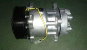 7h15 12V Air Conditioner Compressor for Volvo Fh pictures & photos