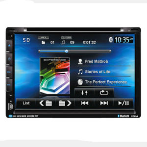 2 DIN LCD Auto DVD in-Dash Car DVD Player pictures & photos