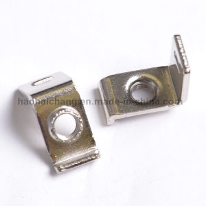 Machining Parts Metal Screw Terminal Connector pictures & photos