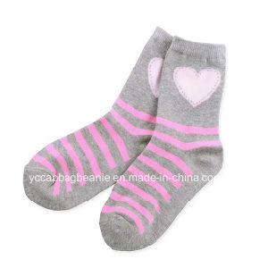 Fashion Ladies Custom Sock for Fashion Casual Dress Socks pictures & photos