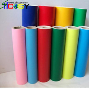 Advertising Color Cutting Vinyl Sticker with Free Sample pictures & photos