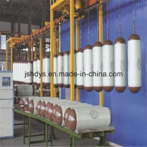 80L High Pressure Steel CNG Gas Cylinder (GB17258) for Automotive Vehicles pictures & photos