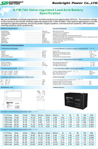 PRO 12V7ah 6-FM-7 Lead Acid Battery with Ce RoHS UL Certificate pictures & photos