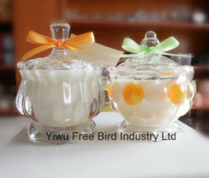 Natural Soy Wax Scented Global Gift Candle in Glass Jar pictures & photos