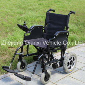 Smart Electric Elderly or Invalid Folding Wheelchair (XFG-103FL) pictures & photos