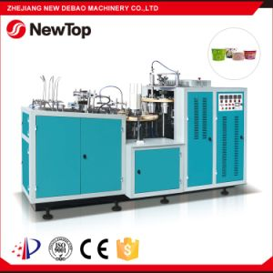Paper Bowl Making Machine dB-B80 pictures & photos
