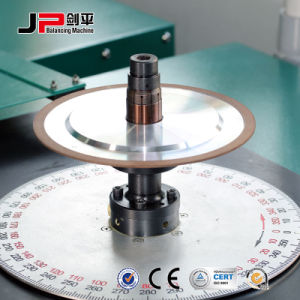 Jp Jianping Brake Drum Magneto Flywheel Rotor Balancer Machine pictures & photos