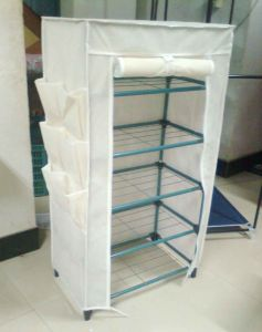 6 Layer Storage Shoe Rack (QQ012)