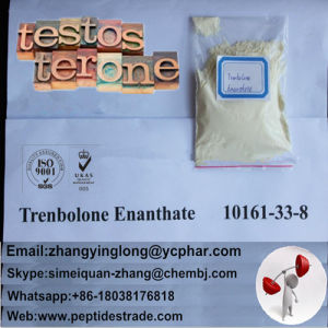Semi-Finished Injection Steroids Trenbolone Enanthate for Bodybuilding pictures & photos
