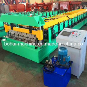 Bh Steel Flat Sheet Roll Forming Machine pictures & photos
