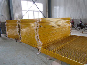 Canada Style Removable Flexible Temporary Fence (Factory since 1990) pictures & photos