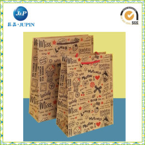 High Quality Paper Shopping Bag Customized for Famous Brand (JP-PB009) pictures & photos