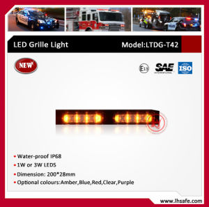 Aluminum Alloy Warning Grille Light (LTDG-T48) pictures & photos
