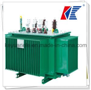 S9 Series Oil Immersed Power Transformer 50 kVA-1600kVA
