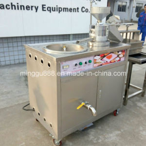 Cheap Stainless Steel Gas Soybean Milk Machine (ZC-30#)