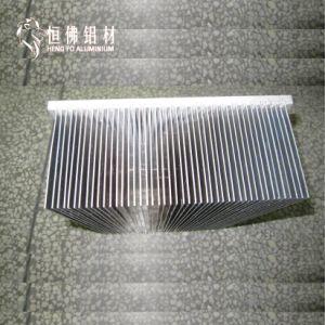 6063t5 Aluminum Extrusion Profile of Heat Sink pictures & photos