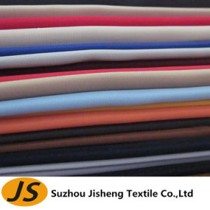 Waterproof 75D Polyester Imitation Memory Fabric