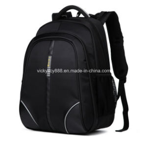 Business Travel Double Shouder Computer Laptop Bag Pack Backpack (CY1820) pictures & photos