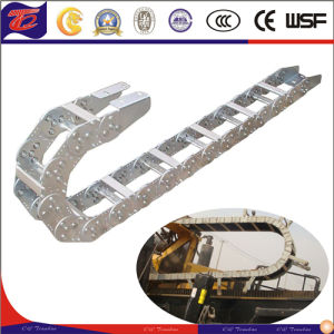 Long Life Heaving Loading Steel Industrial Drag Chains pictures & photos