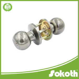 American Style Round Knob Door Lock pictures & photos