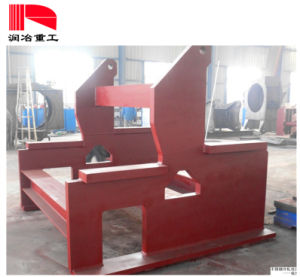 Metallurgy Industry Welding Spare Part Rolling Frame