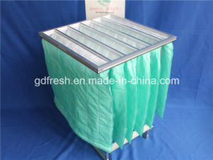 Extended Medium Nonwoven Pocket Filter pictures & photos