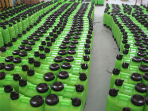 16L High Quality PE Material Knapsack Hand Sprayer Ht-16j pictures & photos