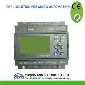 WiFi CPU -No GSM PLC Exm-12DC-Da-Rt-WiFi Ce RoHS pictures & photos