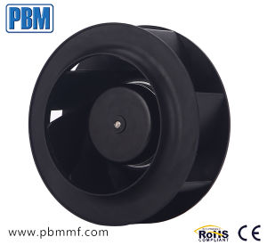 225mm 24V Brushless DC Centrifugal Fan