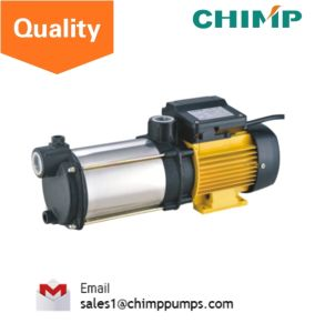 3m Multistage Stainless Steel High Flow Electric Water Pump for Home Use pictures & photos