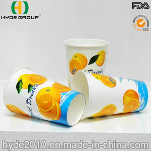 Cold Beverage Paper Cup for Juice pictures & photos