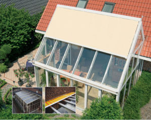 High Quality and Best Price Retractable Awning pictures & photos