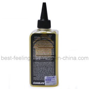 Personal Smooth Gay Anal Lubricant with Flavor Smelling pictures & photos