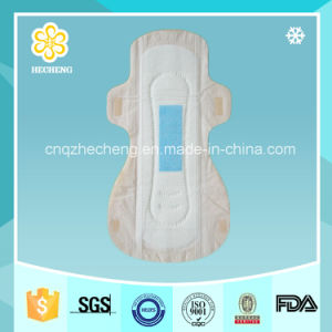 FDA Certificated 280mm Sanitary Napkin pictures & photos