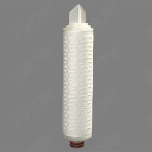China Filter Cartridge RO with PP Pleated Filter Cartridge pictures & photos