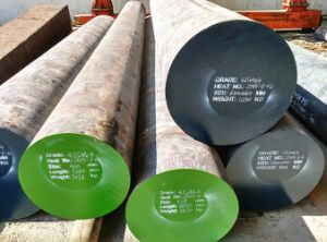 42CrMo4 Alloy Steel Bar, Forged Steel Round Bars pictures & photos