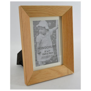 Oak Photo Frame for Home Decoration pictures & photos
