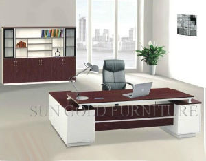 Personalized Office Desk for The Boss (SZ-ODL310) pictures & photos