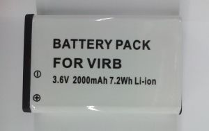 2000mAh Rechargeable Camera Battery for Garmin Virb pictures & photos