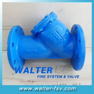 Flanged End Y Type Filter Strainer pictures & photos