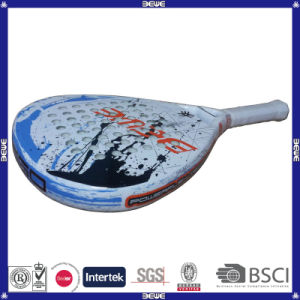 Promotional Hot Sale High Quality Carbon Paddle Racket pictures & photos