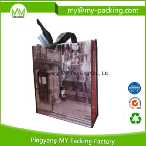 New Design Hot Selling Personal Laminated Tote Nonwoven Bag pictures & photos