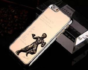 Hot Sale Metal Phone6 Case Following Custom Logo pictures & photos