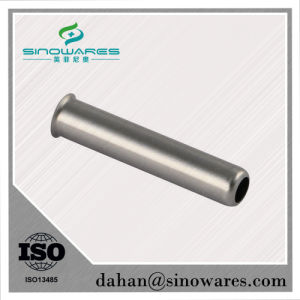 OEM Thin Wall Tube Swaged Tube with Side Hole