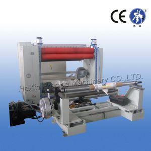 Film Jumbo Rolling Slitting Machine pictures & photos