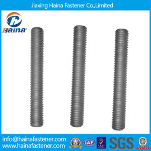 China Supplier Hot DIP Galvanized 4.8 /8.8 Gradehdg Threaded Rod pictures & photos