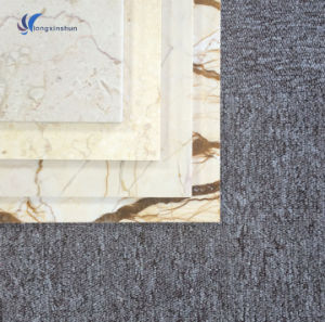 Customized Natural White Beige Marble Flooring pictures & photos